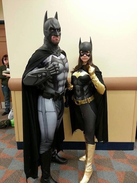 Arkham Origins Batman  Costume by SnakepitStudios