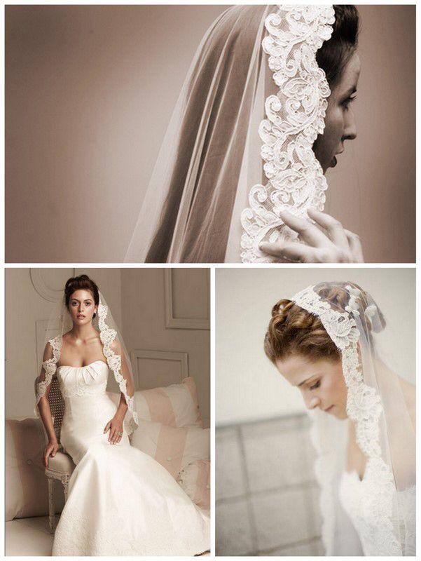 hispanic wedding veil