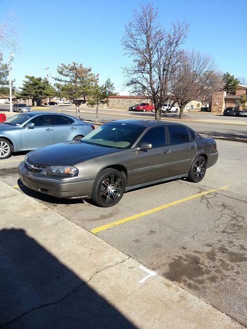 2003 Chevrolet Impala - Oklahoma City, OK #6163621887 Oncedriven