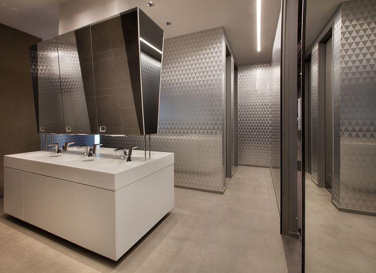 Gallery of Philip Morris Sabanci Sales and Marketing Inc   mimaristudio   19. 202 best Washroom images on Pinterest   Toilet design  Toilet and