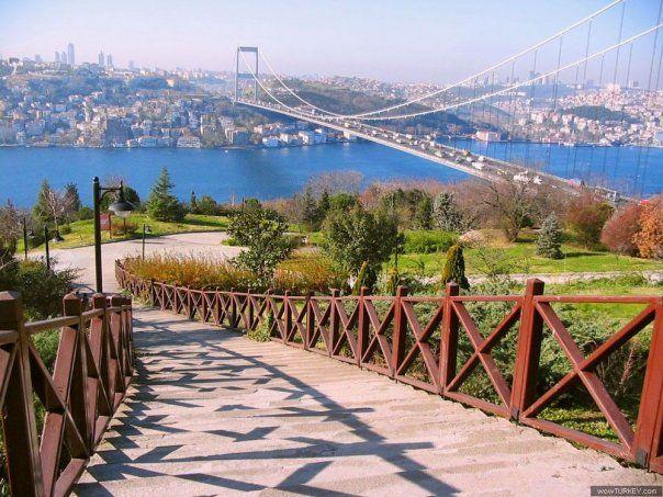 Otağtepe/Beykoz/İstanbul/// Fatih Sultan Mehmet Köprüsü'nden Anadolu Yakası'na geçerken solda bulunan tepedeki Türk Bayrağı'nın hemen altındadır. İstanbul'un fethinde savaş planlarını ve Rumeli Hisarı'nın tasarımı burada Fatih Sultan Mehmet tarafından gerçekleştirilmiştir.