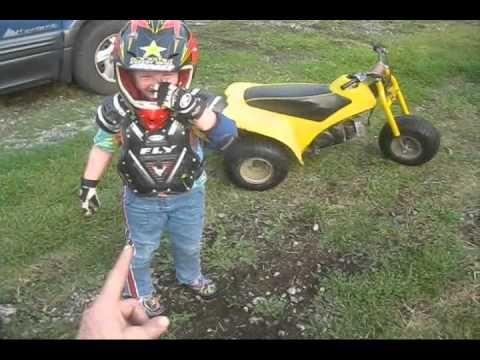 Kids Dirt Bike Tag Youtube Something For Donovan