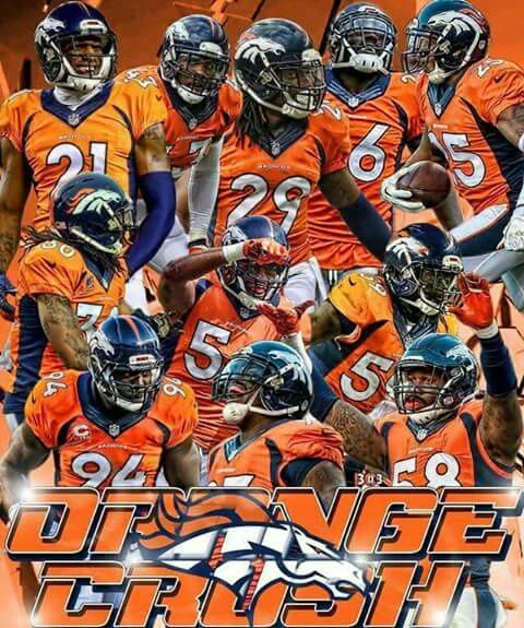 Orange Crush 2015 season