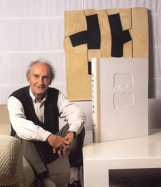 Eduardo Chillida - pintor y escultor