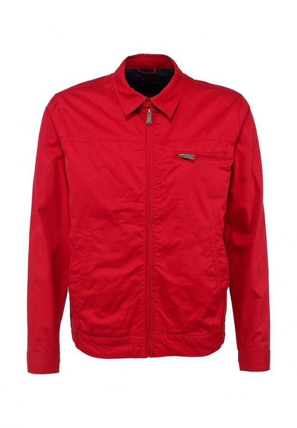 Куртка Baon мужская. Цвет: красный. Сезон: Весна-лето 2014. С бесплатной доставкой и примеркой на Lamoda. http://j.mp/1pDNBvm