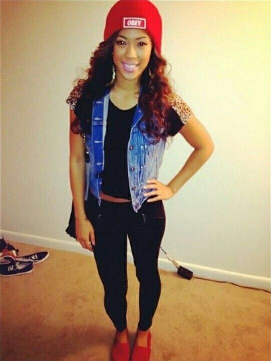 Black Girl Swag Outfits | Www.pixshark.com - Images Galleries With A Bite!