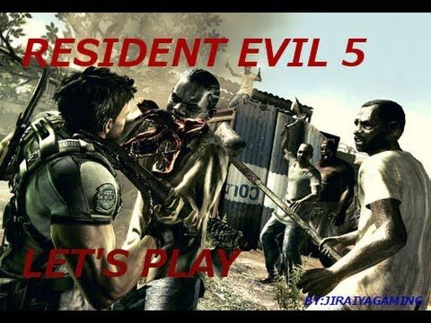 RESIDENT EVIL 5 LET'S PLAY EP #10 HD