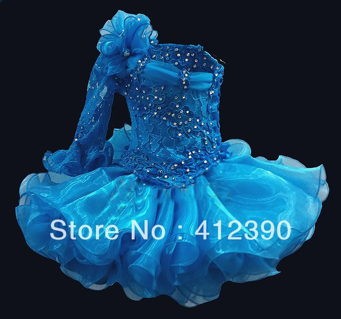 Infant Toddler Pageant Dresses Promotion-Shop for Promotional ...