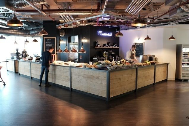 #TheGoodEatingCompany joins #Sodexo - #Hospitality & #Catering News #ProAuction