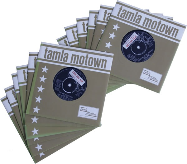 Tamla Motown - my first love.