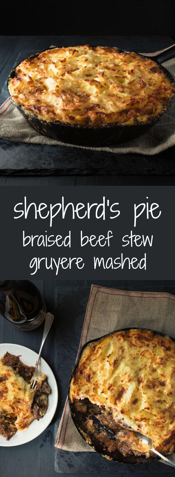 Hachis parmentier elevates shepherd's pie into something wonderful.