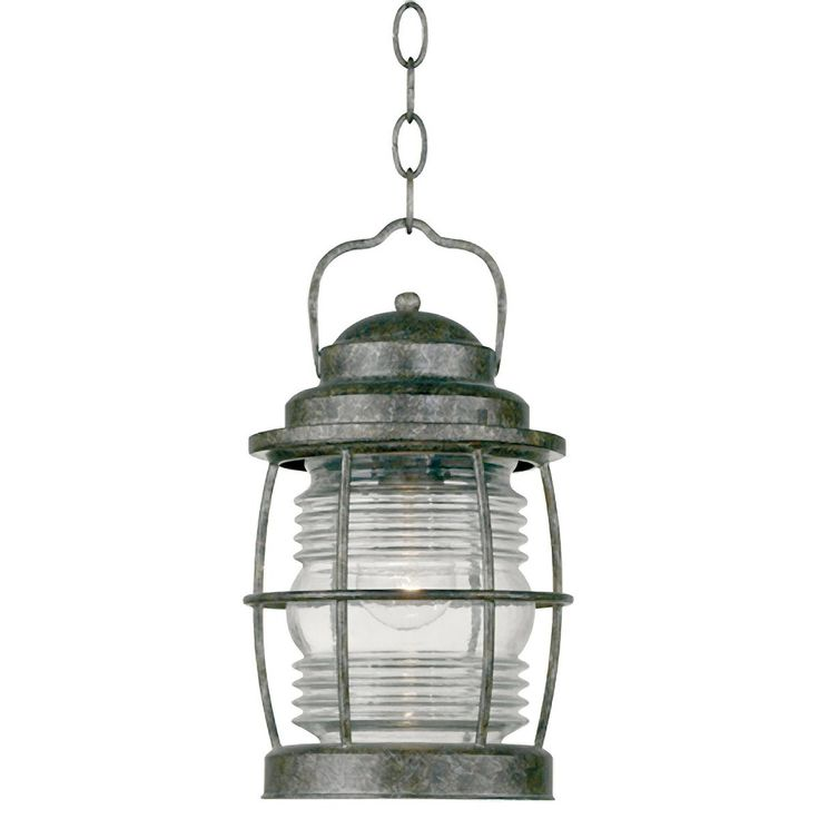 kenroy home beacon outdoor hanging lantern 1 light 100 w m