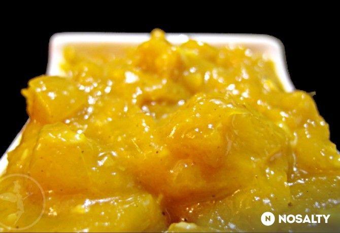 Mangó chutney - gyors verzió