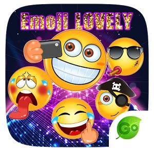 Keyboard Sticker Emoji Lovely