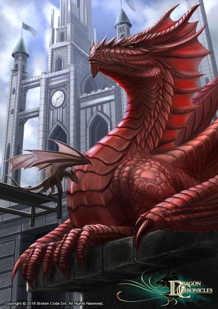 Dragon Chronicles - King of the Dragons by RobertCrescenzio.deviantart.com on…