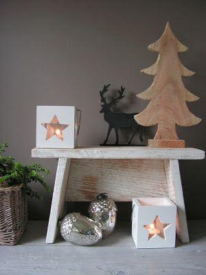 25 unieke idee n over kerst woonkamers op pinterest kerst huis decoraties kerstdecor en - Deco gezellige lounge ...