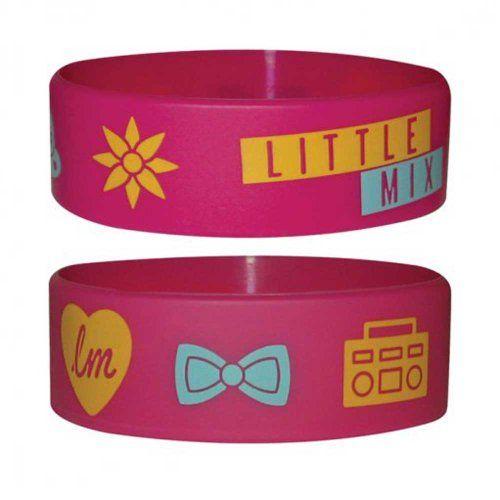 Little Mix - Icons - Braccialetto in silicone - Wristbands - Larghezza: 24mm, Diametro: 65mm, Spessore: 1mm Empire http://www.amazon.it/dp/B00ASQZZ3S/ref=cm_sw_r_pi_dp_uhK2tb1VHYWSGKGZ