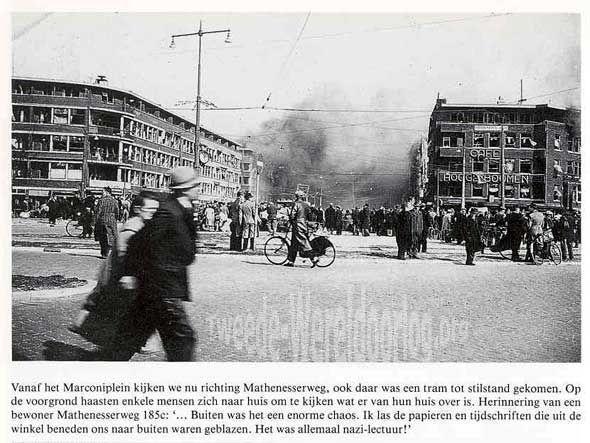 The Forgotten Bombardment - Marconiplein, Rotterdam. March 31st 1943.