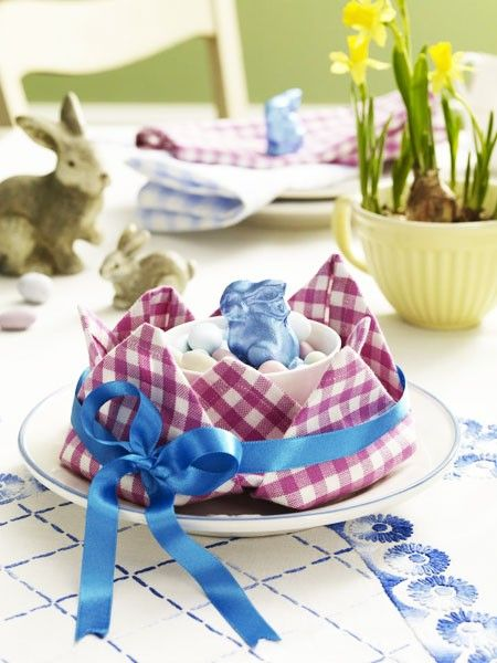 Osterkörbchen basteln - einfache DIY-Anleitungen