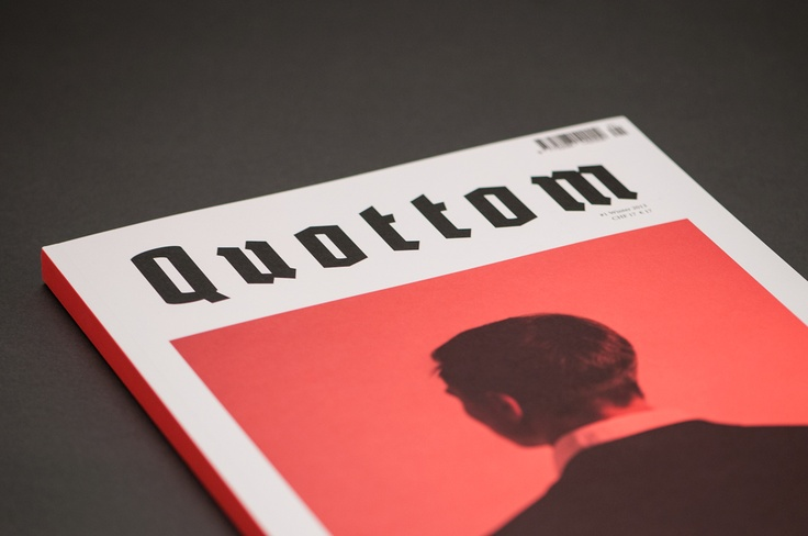 Quottom Magazine #1