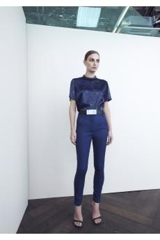 Katina Tee and The Beggar Denim Jeans by CAMILLA AND MARC