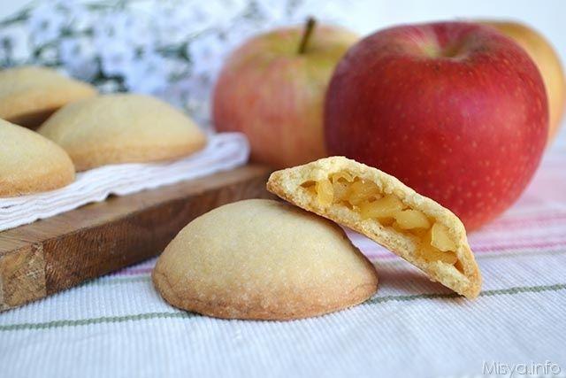 Cuor di mela, scopri la ricetta: http://www.misya.info/2010/03/09/cuor-di-mela.htm