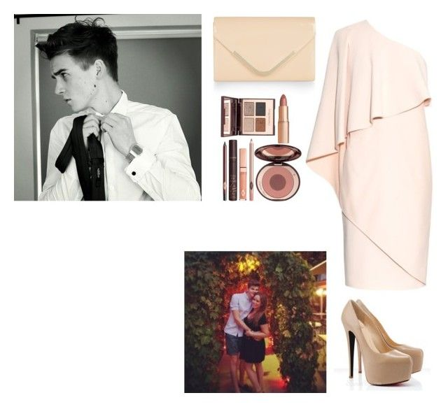 """Joe's Date at Jim and Tanya's Wedding"" by desdall ❤ liked on Polyvore featuring Givenchy, Accessorize, Charlotte Tilbury, women's clothing, women, female, woman, misses and juniors"