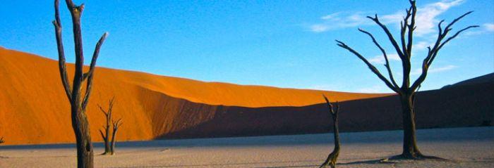 "Deadflay-Namibia Namib Wüste ""Leerer Ort"""