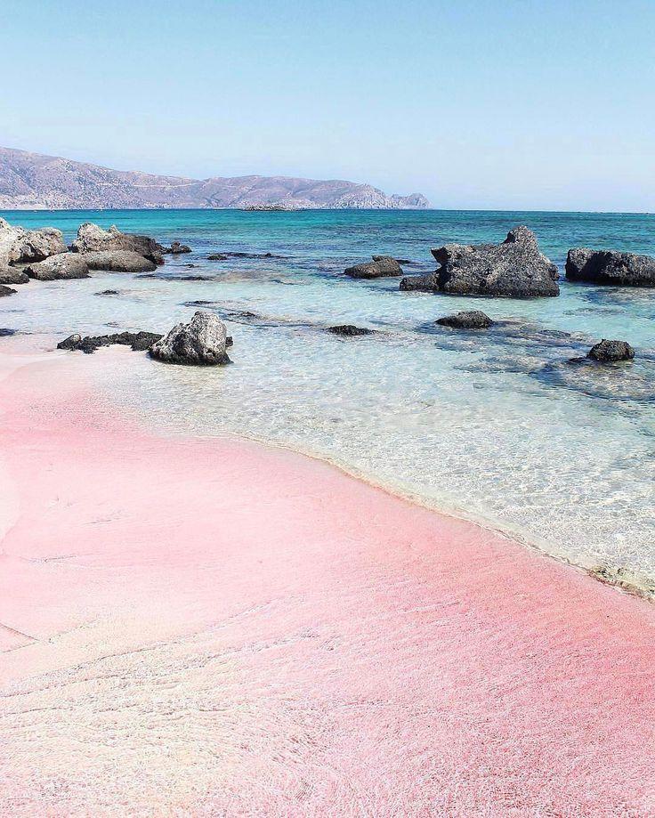 Elafonisi Beach Crete 51 best Beach images