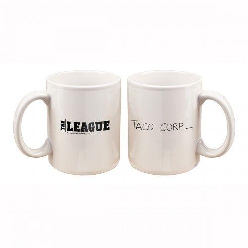 The League Taco Corp Mug