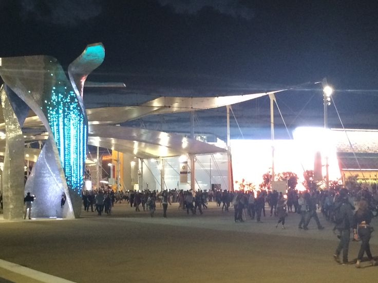 Expo BY NIGHT
