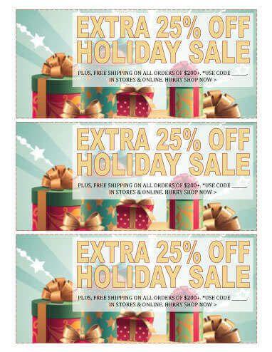 25+ legjobb ötlet a Pinteresten a következővel kapcsolatban - christmas coupons template