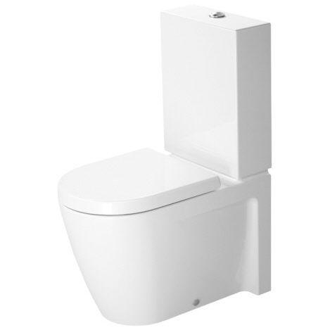 Duravit Starck 2 Stand-WC für Kombination, Art. 2145090000 - MEGABAD