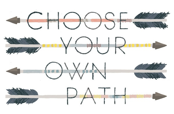 choiceAlyssa Nassner, Arrows, Inspiration, Paths, Quotes, Art, Living, Choose, Design