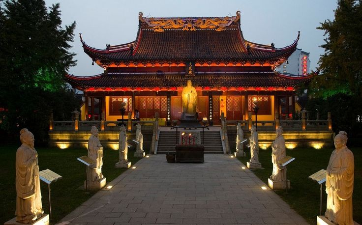 The Confucius Temple and Guozijian, a serene 700-year-old complex, once served as the imperial examination grounds for aspiring courtiers.