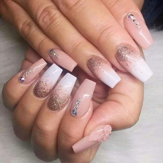 Best 25+ Faded nails ideas on Pinterest | French fade ...