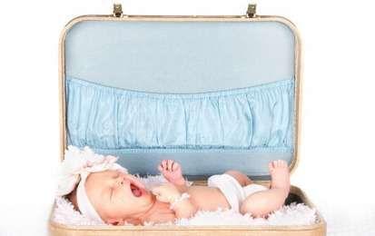 Parto: la valigia per l'ospedale - La valigia per il parto