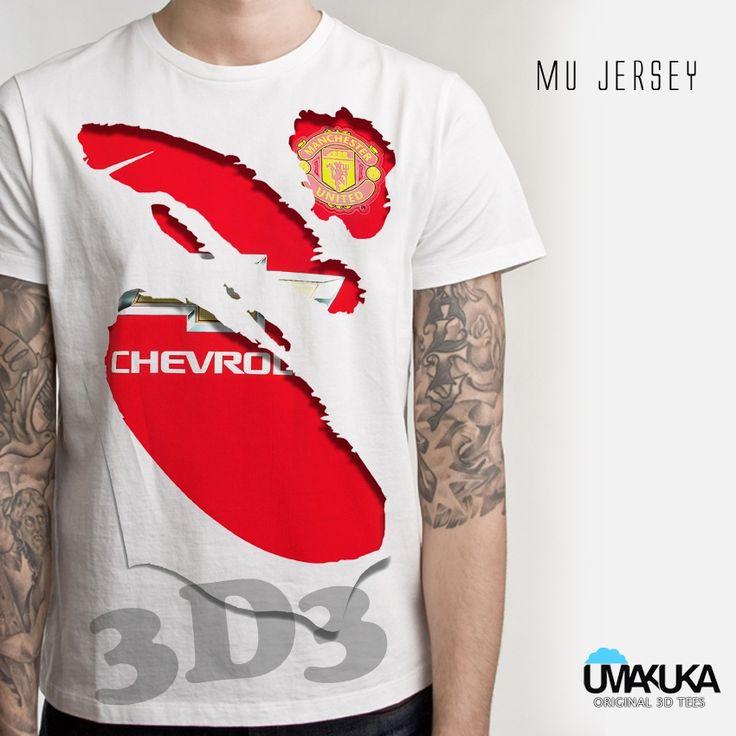 Kode: Jersey Manchester United - bahan cotton combed 24s - sablon DTG (sablon masuk ke serat kain) - Pilihan warna: bisa semua warna kaos - preorder - Tersedia ukuran baby, kids, male, female - Tersedia untuk lengan panjang, lengan raglan, lengan pendek . Pemesanan hubungi: - SMS/ WA: 08990303646 - BBM: D3BCEDC3
