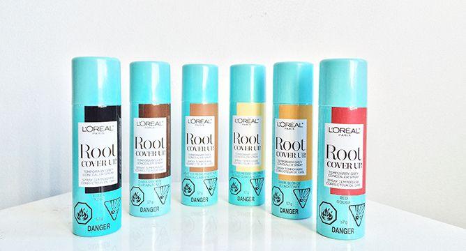 INCOMING! L'Oréal Paris Root Cover Up Read more @Influenster.