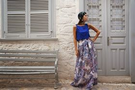 Trends Control by Lia Igam: Outfit. Island Chic.