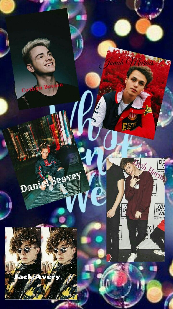 I Love Why Don T We T Wallpaper Why Dont We Boys Musical Band