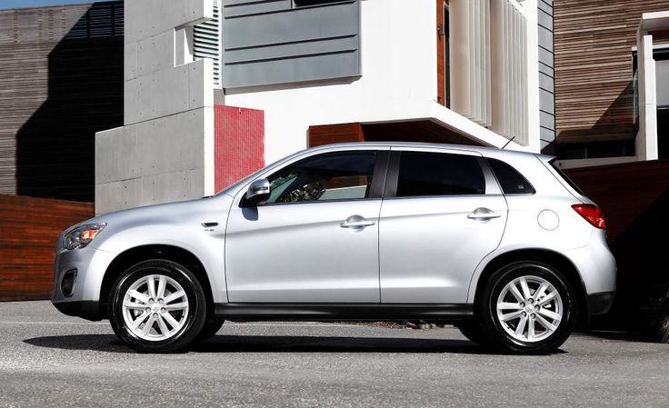 2013 #MitsubishiASX 2WD Aspire in cool silver #LoveThatCar http://www.mitsubishi-motors.com.au/vehicles/asx?cid=pinterestASX