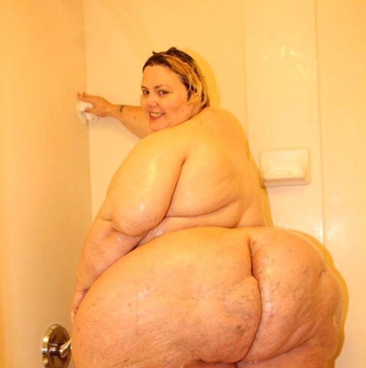 nude fat white women
