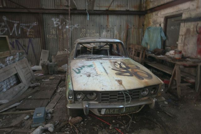 abandoned vehicles | Re: Abandoned Vehicles Thread - Join in :-)