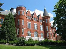 Washington State University-a land grant college.
