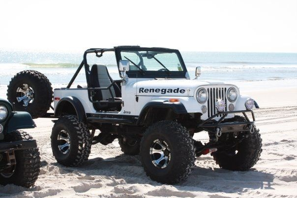 "Jeep CJ7 | 1977 Jeep CJ7 ""Storm Trooper"" - wilmington, NC owned by ncbeachjeep ... 