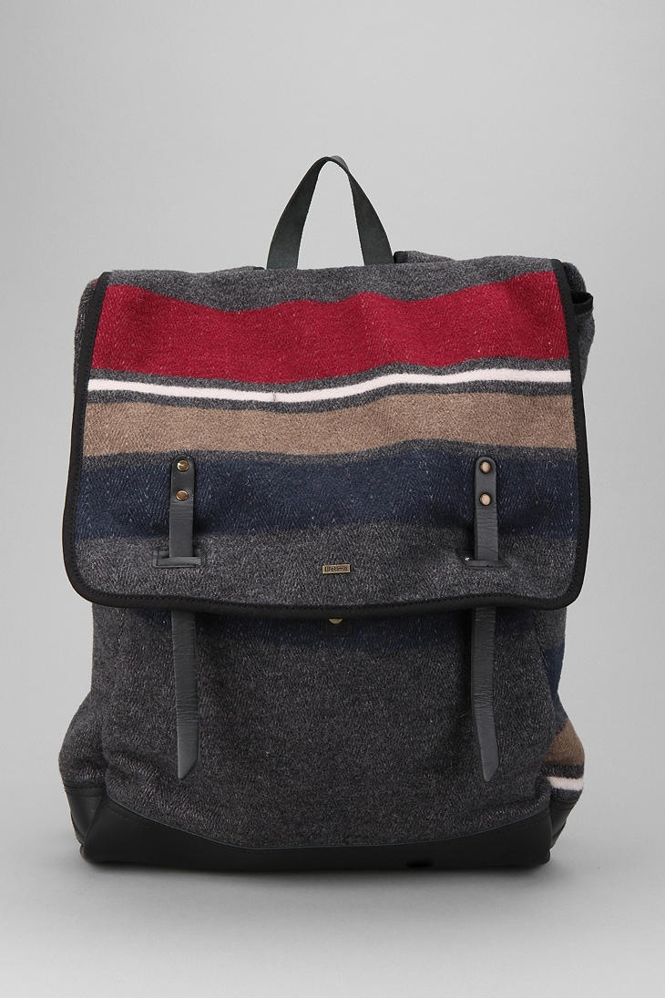 Lifetime Collective Eastside Wool Backpack Online Only - Love