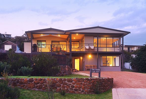 The Points - This is a fully equipped, modern, spacious and amazing place to stay in Gracetown. Have stayed a couple of times now and loved it every time!