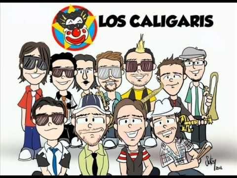 Los Caligaris - Quemelahu - YouTube