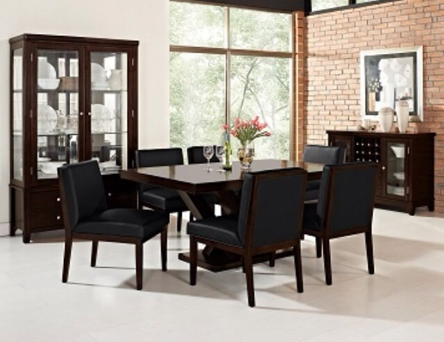 tempest ii dining room collection value city furniture